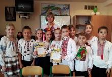 У межах  патріотично-краєзнавчої платформи початкової школи  було організовано змістовні та захоплюючі інтелектуальні ігри.