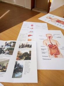 """Майстер-клас """"Використання активних та інтерактивних методів навчання на уроках біології"""""""