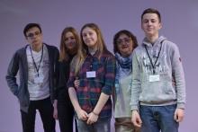 З 20 по 26 березня делегація учнів НВК №20 приймала участь у Х Міжнародній конференції з питань радіологічного виховання дітей (м.Париж, Франція).