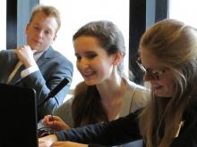 Участь учнів школи у конференції CLIMAT _ KLIMA _ KLIMAT II , яка проходила у Парижі