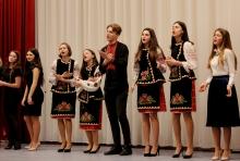 """Відкриття районного учнівського клубу """"Євротериторія"""""""